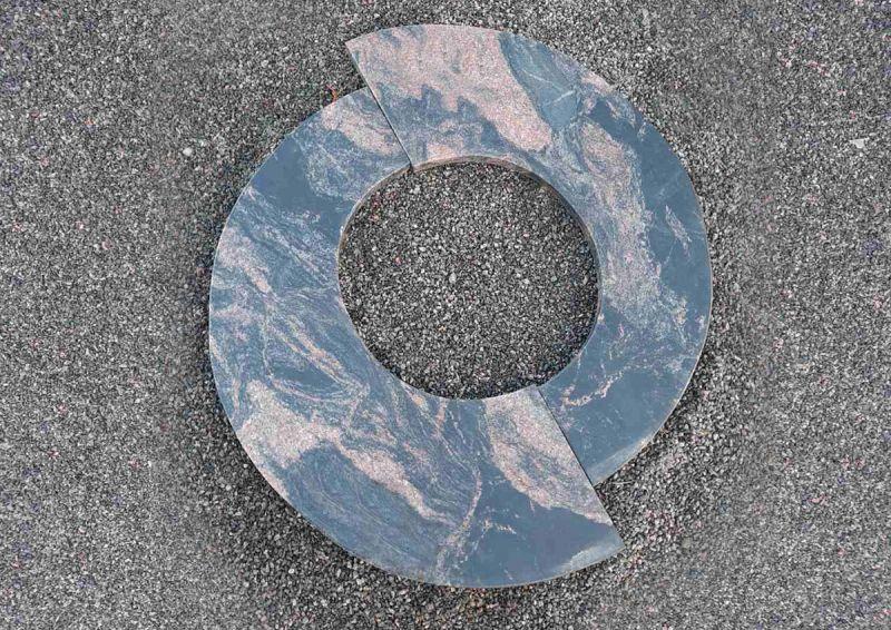 Aurora granito gėlynas (GEL5)