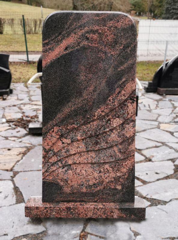 Auroros granito aukštas paminklas (P285)