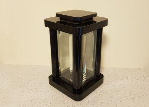 Juodo granito žibintas (ZIB7)