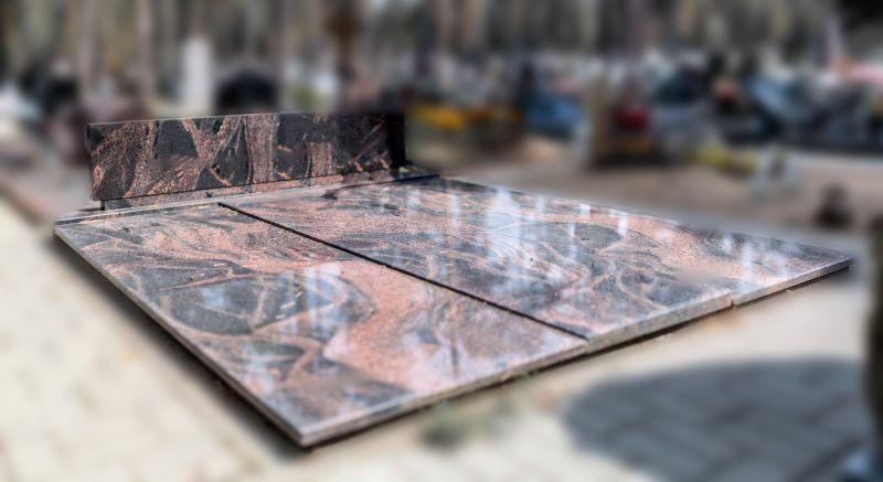 Margo granito antkapis ir paminklas (1)
