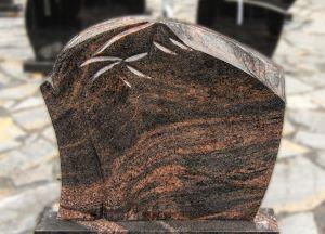 Rudo akmens paminklas (KEL44)