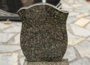 Žalsvo Baltic Green granito paminklas (SP260)